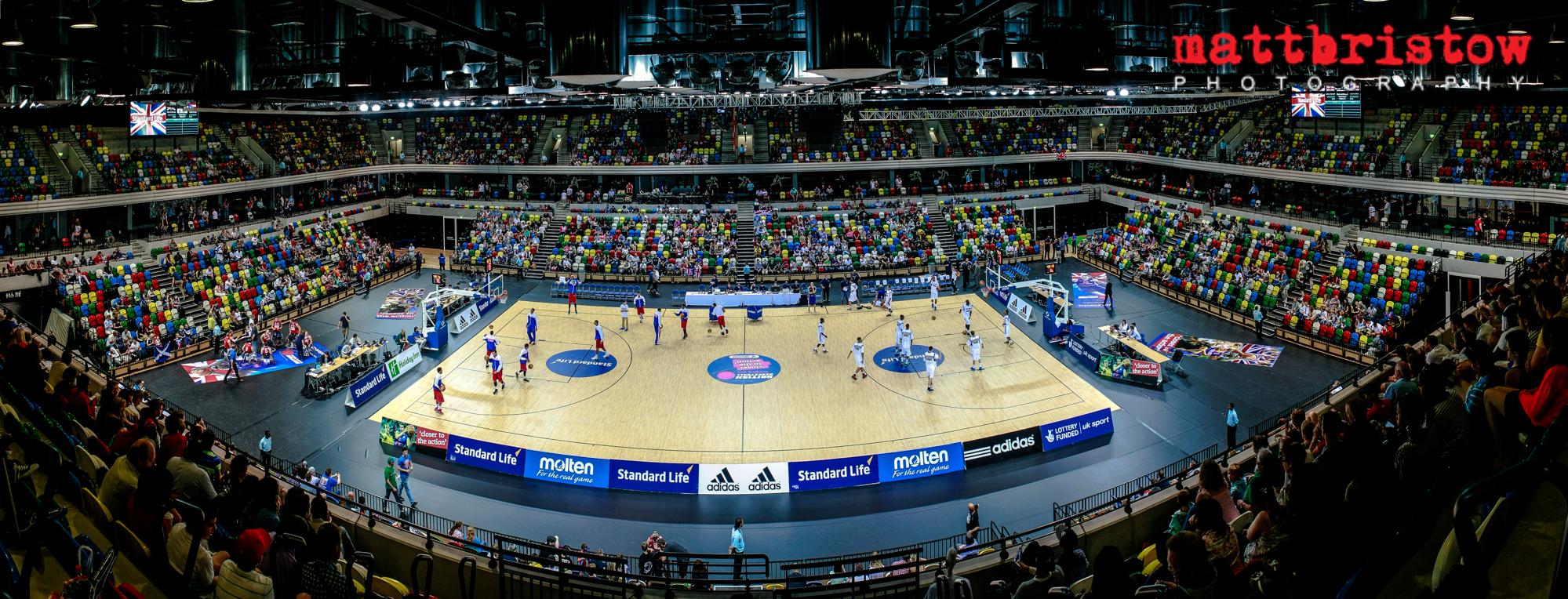 The Copper Box Arena