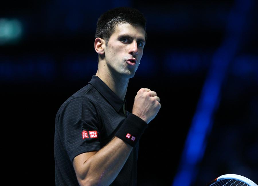 2014 World Champions - Novak Djokovic