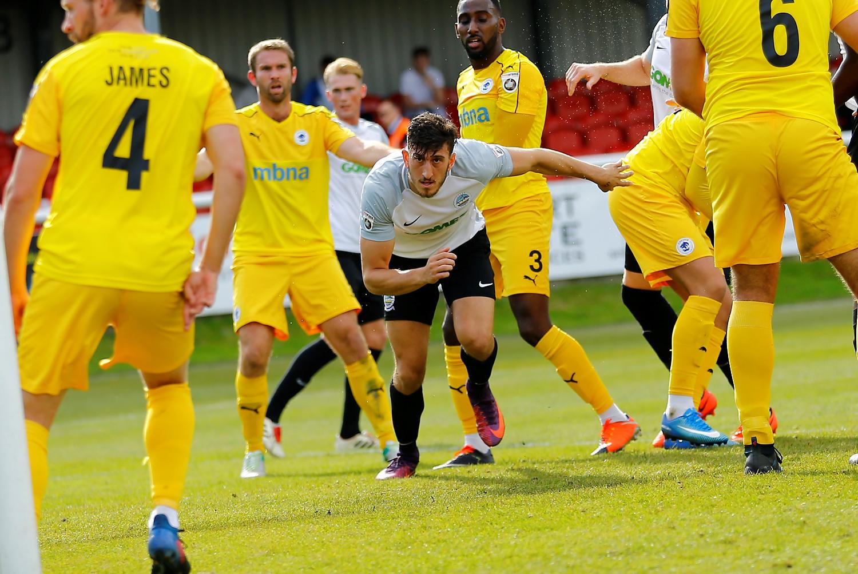 Dover Athletic v Chester