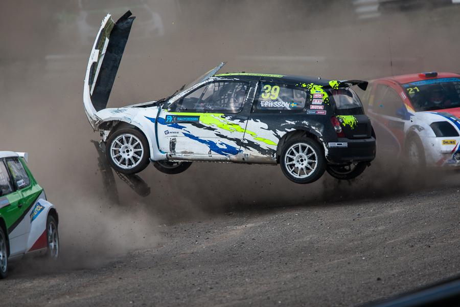 Kent Photographer | Rallycross