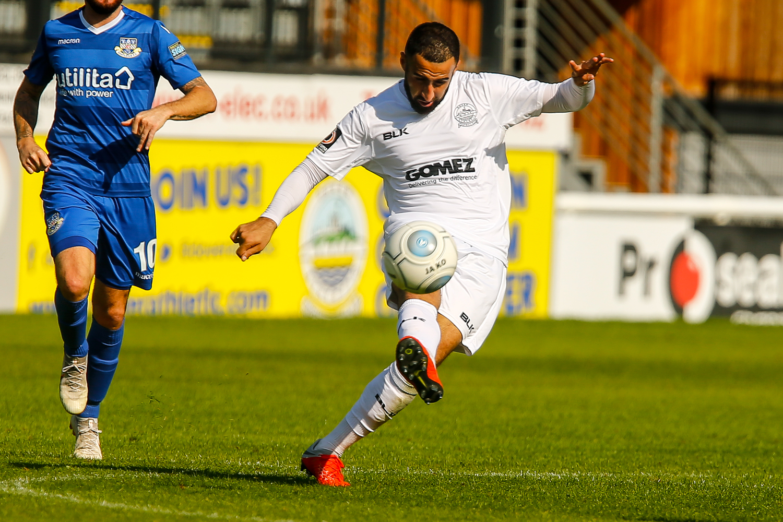Dover Athletic FC v Easteigh FC